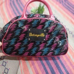 Betsey Johnson Bags - Betseyville Makeup Bag